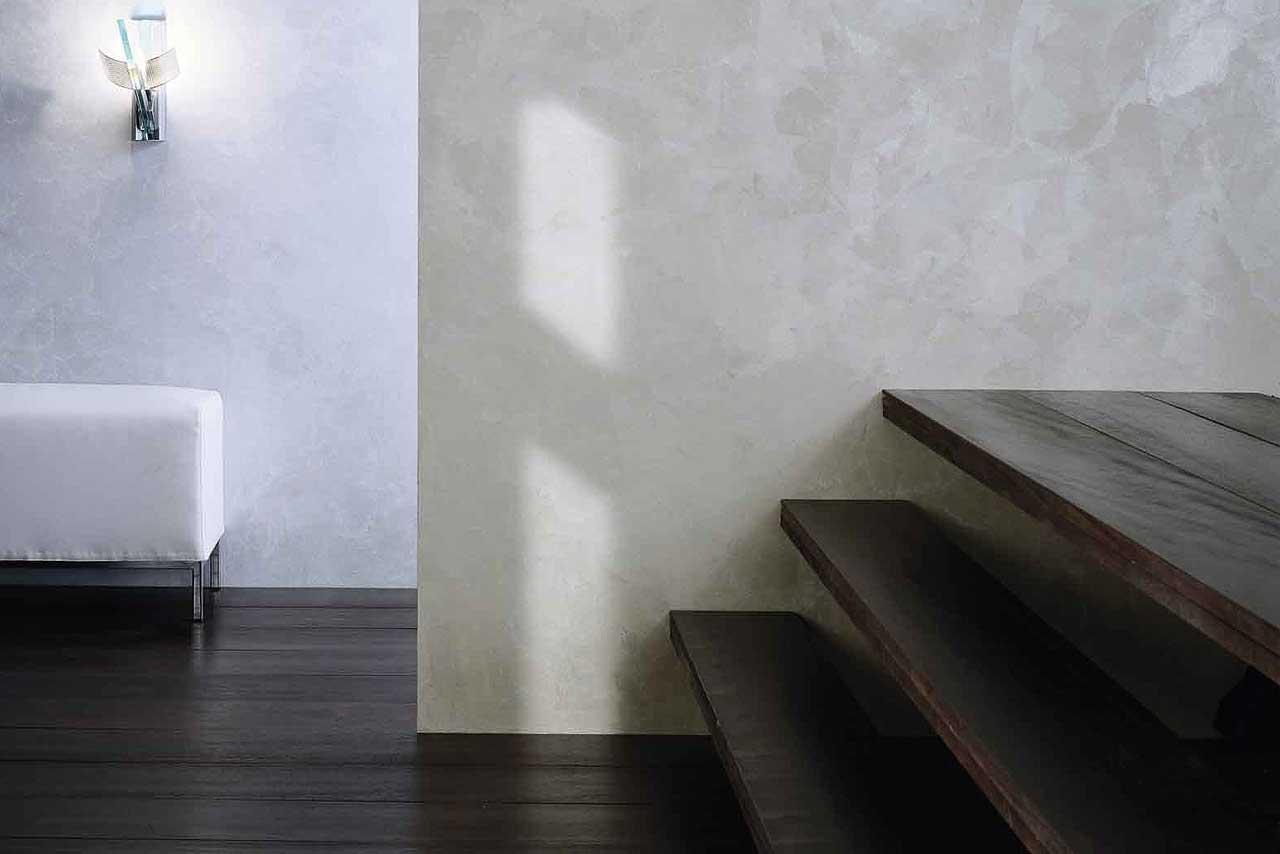 Wandgestaltung mit spachteltechniken - Spachteltechnik wand ...